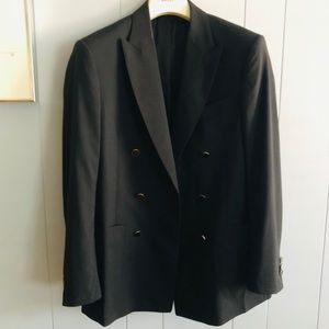 Louis Vuitton uniformes large black suit